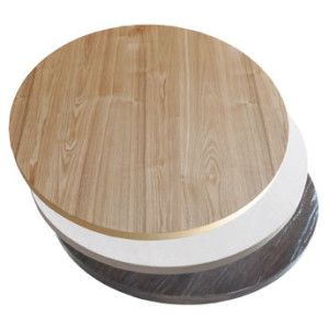 Round 70 Victoria table tops.