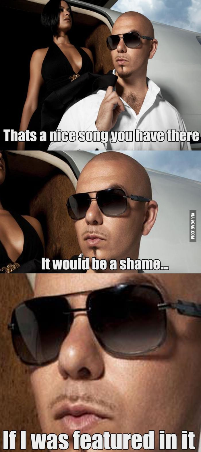 Every Pitbull song ever