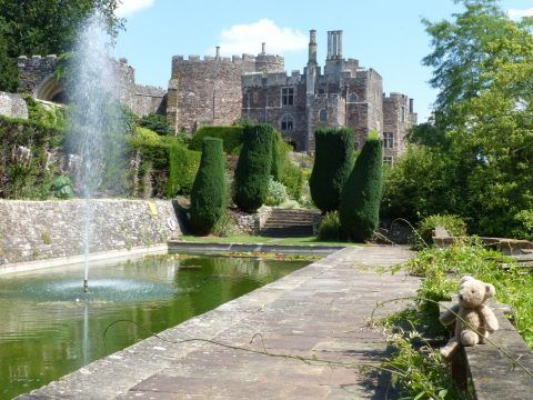 A trip to Berkeley Castle