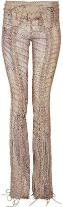 Cavalli designs the sexiest pants <3