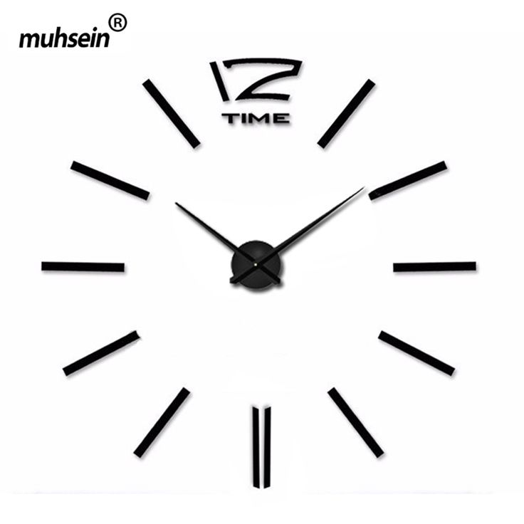 creative designs mirror wall clock large. Cheap Wall Clocks  Buy Directly from China New Clock Creative Modern Sticker Unique black Big DIY Digital Mirror Art Home Decoration 9 best wall clock modern design images on Pinterest