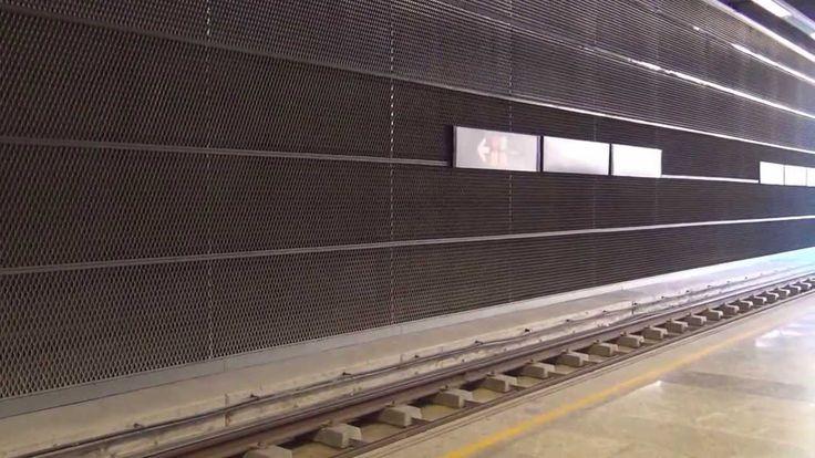 estacion MARQ, Alicante, Spain. Станция МАРК в Аликанте, Испания