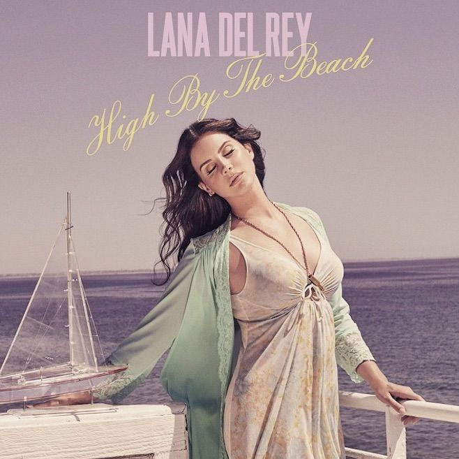 "Lana Del Rey Announces New Single ""High By the Beach"" http://pitchfork.com/news/60663-lana-del-rey-announces-new-single-high-by-the-beach/"