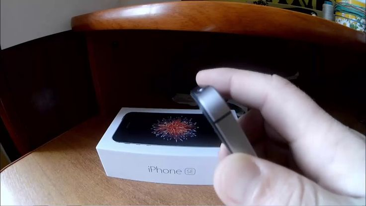 iPhone SE зачем, первые впечатления, обзор без понтов