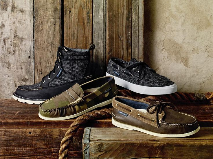 penfield x sperry top-sider