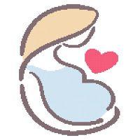 Pregnant Mumma Silhouette Graph 150x150