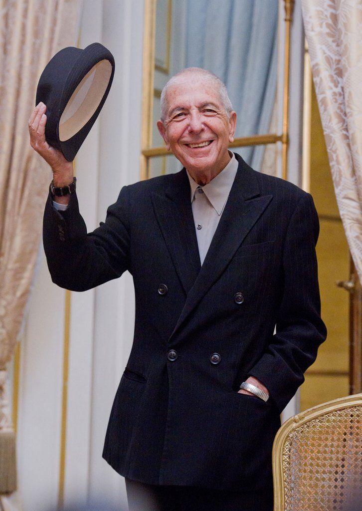 Leonard Cohen (1934 / November 7 2016)