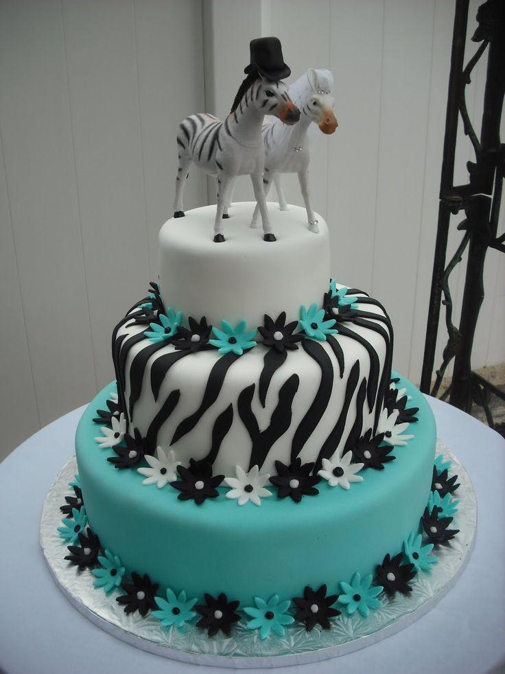How Do You Make A Zebra Cake