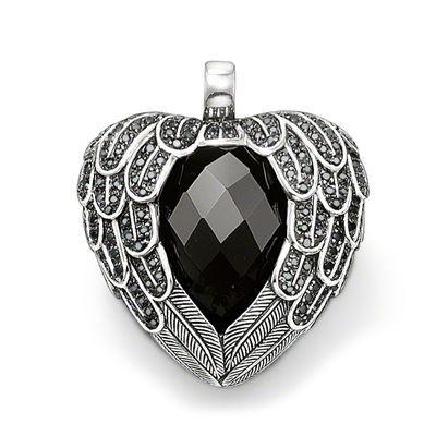 pendant heart – Pendants – Sterling Silver – THOMAS SABO