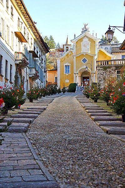 Yamadu - Google+ A walk in the streets of Orta San Giulio - Lake Orta - Piedmont, Italy