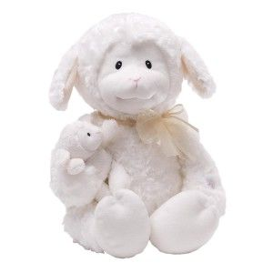 Gund Stuffed Animals: Gund Nursery Time Lamb Animated Stuffed Animal The lamb is very soft and the lamb moves, so does her mouth as she speaks. Lena lamb recites five classic nursery rhymes: Jack & Jill, Humpty Dumpty, Hickory Dickory Dock, Little Bo Peep, and Twinkle Twinkle Little Star.  http://awsomegadgetsandtoysforgirlsandboys.com/gund-stuffed-animals/ Gund Stuffed Animals: Gund Nursery Time Lamb Animated Stuffed Animal