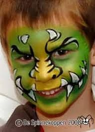 halloween schminken voor kinderen jongens - Google Search jordy