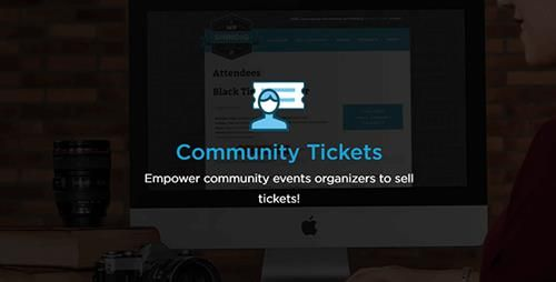 Download The Events Calendar  Community Tickets v4.5.2 Free