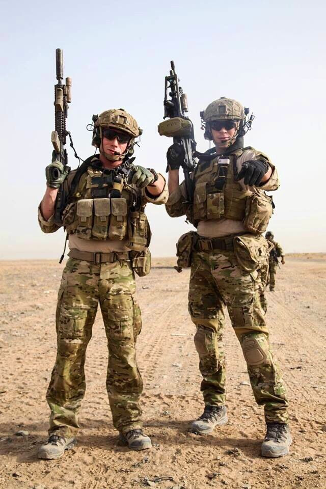 "75th Ranger Regiment, ""We're coming for you, Taliban ...