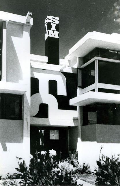Stiloguedes XXXIV (34) - Casa SIM de 1961/62 em Lhanguene, Maputo