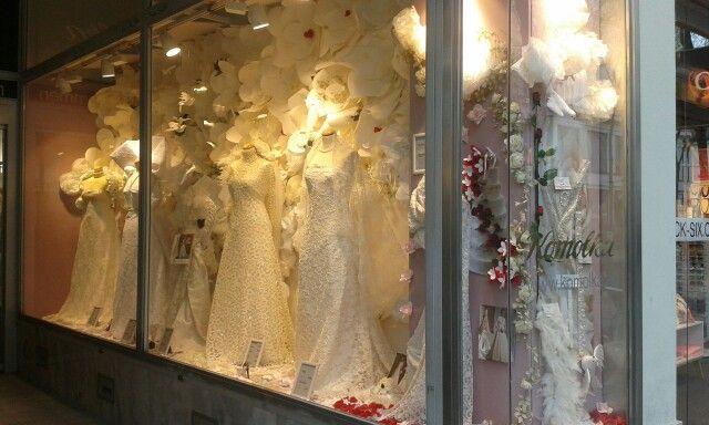 Ve Vídni jsme vybírali oblek pro ženicha a intenzivně čerpali inspiraci na šaty pro nevěstu