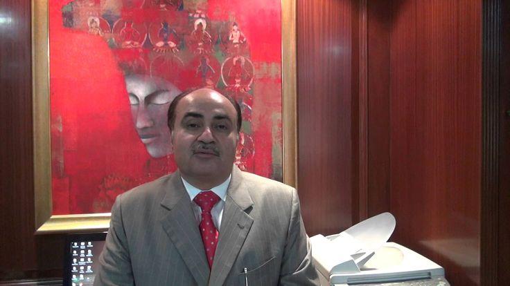 Padmashree Vipin Buckshey Optometrist at Clinic Visual Aids Centre