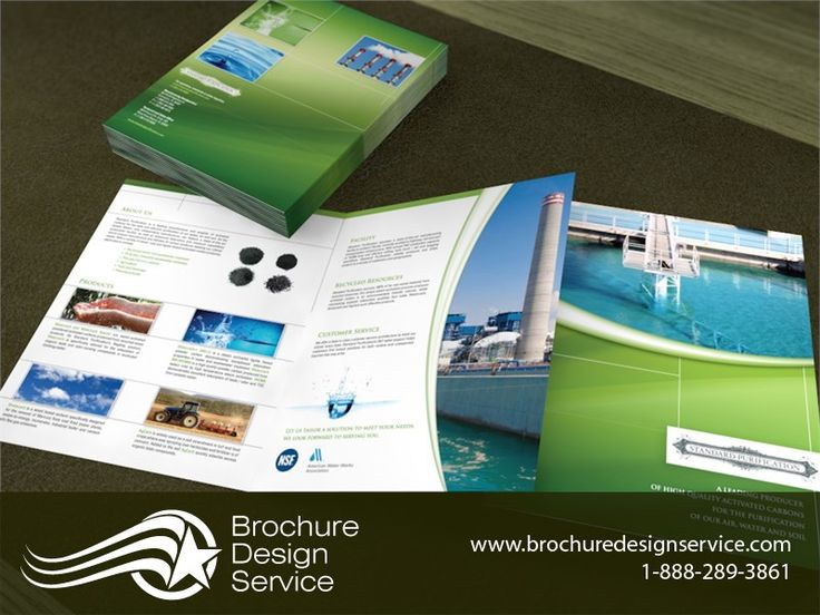 Brochure Sample Design / Templates   Purification Company   Designers    Http://www