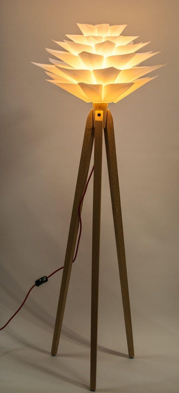 Tripod Floor Lamp Tripod Retro 60 70s Design Flower Mit Bildern