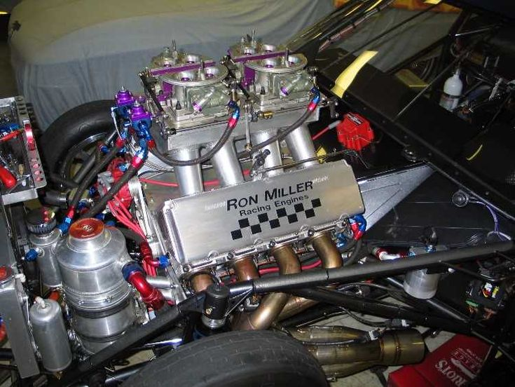 For Sale Ron Miller 832 Pro Stock Engine Set Up For Ts Or