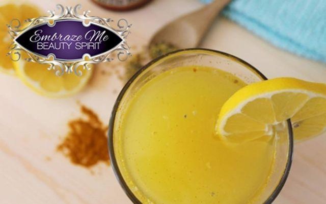 Homemade Organic Skincare: Jus Kunyit Lemon Madu Minuman Detoks Harian Awet Muda Tona Kulit Sekata Rawat Jerawat Menyerikan Wajah Menyihatkan Rahim