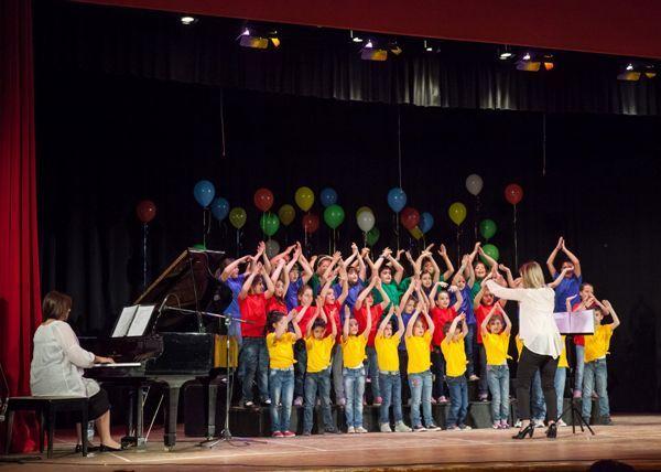 Canto A Tempo: Μια διαφορετική χορωδία