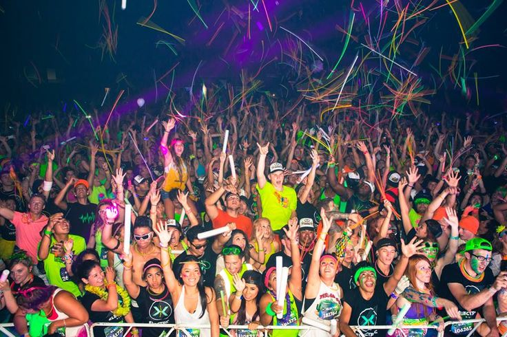Glow Necklaces for Concerts and Festivals! http://glowproducts.com/glownecklaces/ #glowsticks #glownecklaces #glow #glowparty