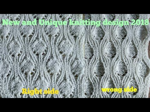 1d4cc9893 New and Unique knitting design ladies sweater design  gents sweater in Hindi  ( English subtitles). - YouTube