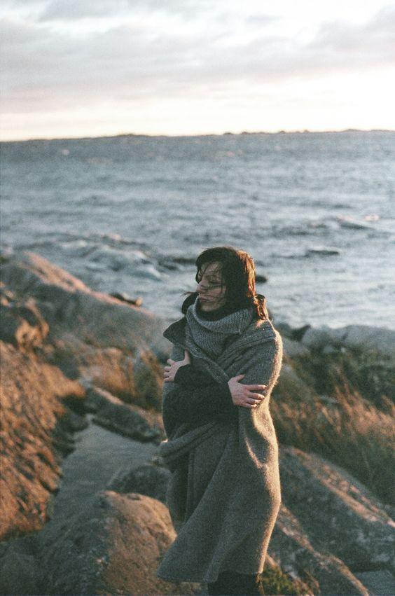 around the sea