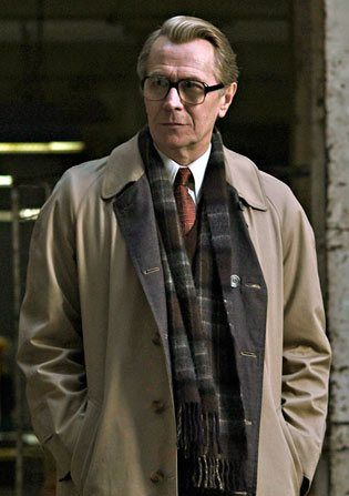 G. Oldman as George Smiley, - Tinker Tailor Soldier Spy