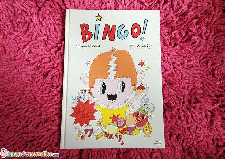 Bingo ! Un livre à gratter aux éditions Seuil jeunesse