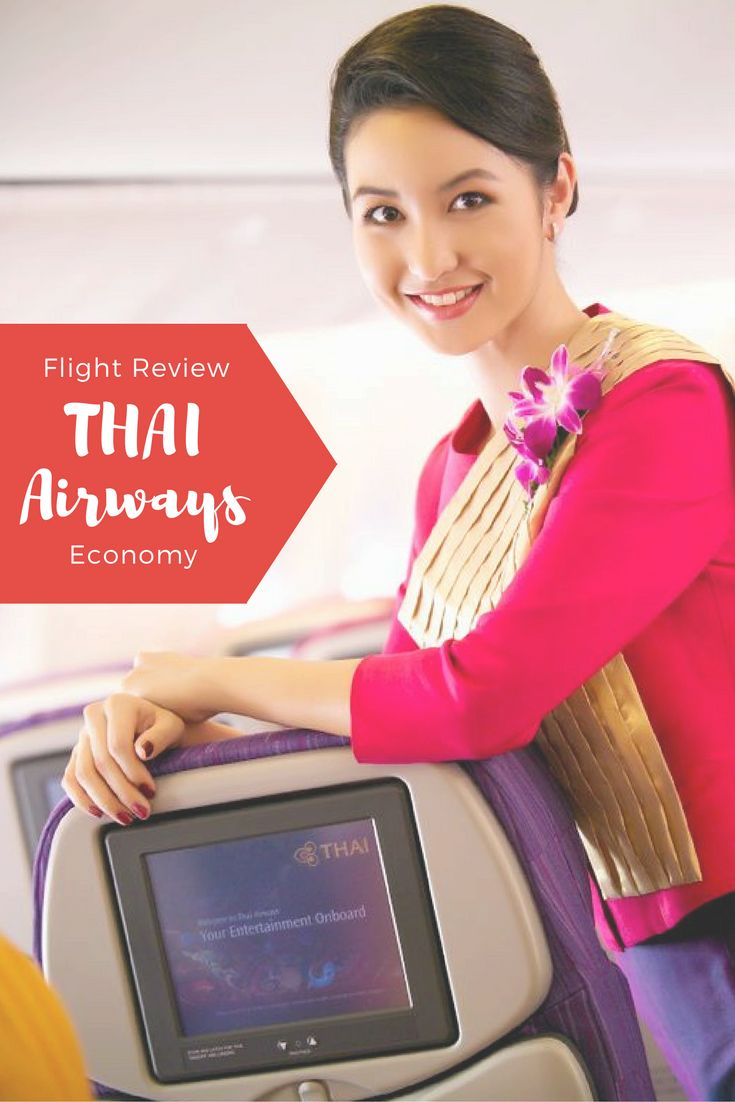 THAI Airways flight review economy from Melbourne to Bangkok  | #Flying #Airline #AirlineReview #Thailand #Asia |