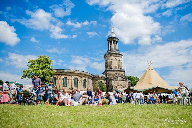 #ShrewsburyFoodFestival #StChads #Shropshire #Summer2014