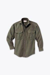 Filson   Otter green   Moleskin shirt   Nag Classic   Get it at www.nagpeople.com