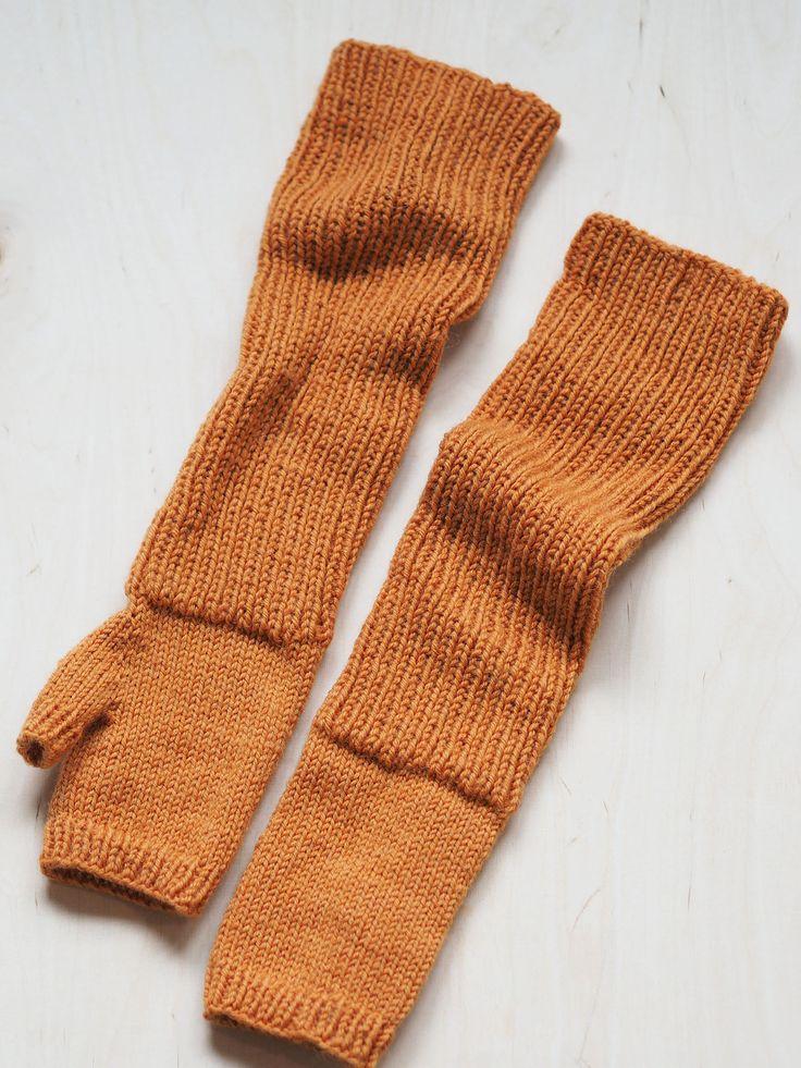 Pitkävartiset kynsikkäät Novita 7 Veljestä   Novita knits