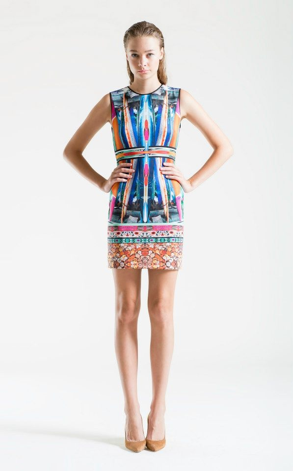 CLOVER CANYON S/S 2013 | http://fashionix.com/profile.php?id=161