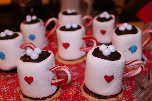 Food Art Party: Kid's Hot Cocoa Birthday Party