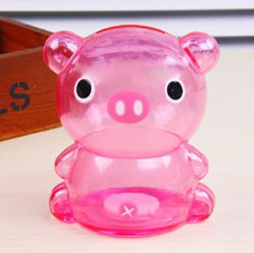Cute Cartoon Pig Bear Frog Piggy Bank Coin Money Plastic Still Savings Toy Cash Safe Box Gift //Price: $11.95 & FREE Shipping //     #hashtag2