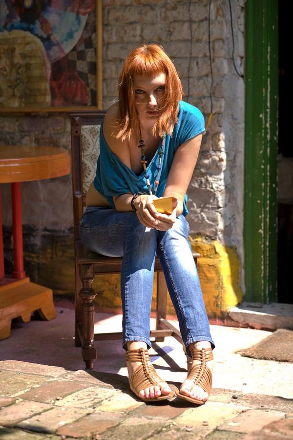 Model Mia Morella