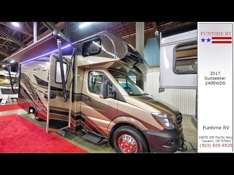 2017 Sunseeker Model 2400WDS Motor Home For Sale near Portland, Oregon