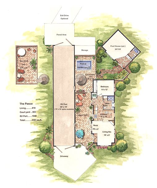 floor plans hill country estates dade city pasco county On rv home plans