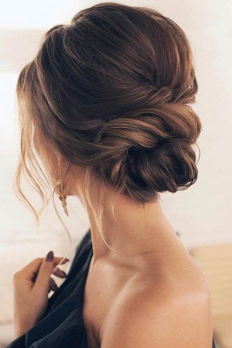 25 Top Updos For Various Occasions