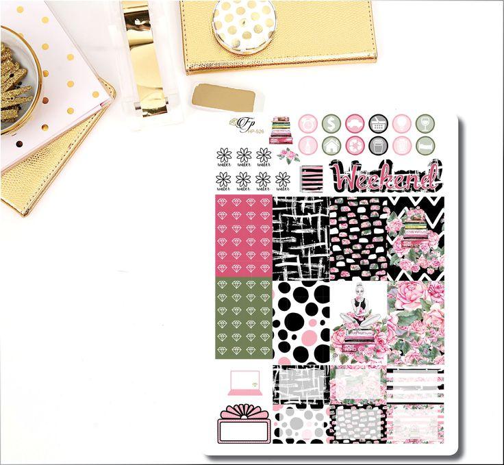 Fashionista Happy Planner Mini Kit