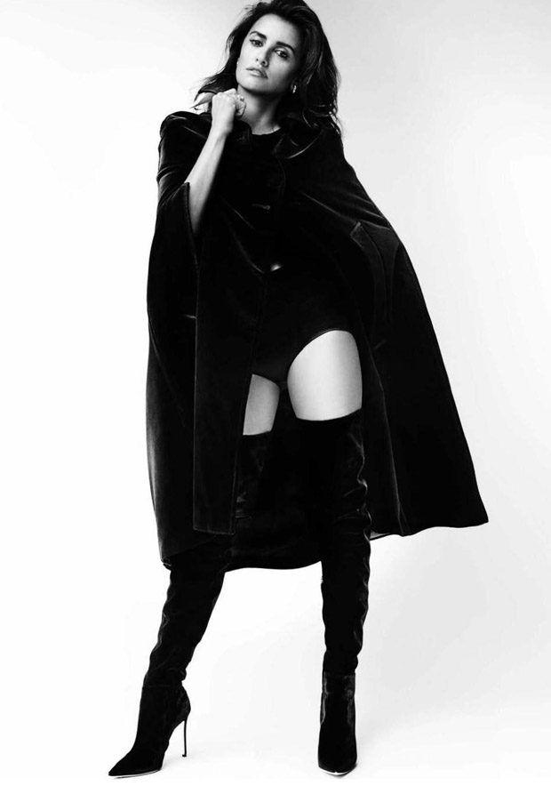 Пенелопа Круз в Vogue Spain (Интернет-журнал ETODAY)