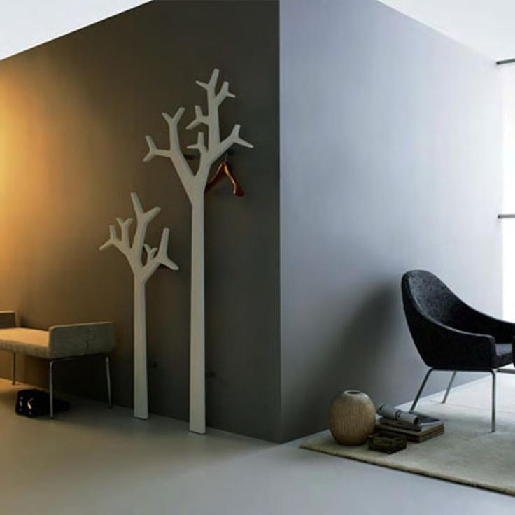 Tree Wandmontierter Kleiderständer   Swedese   Shop