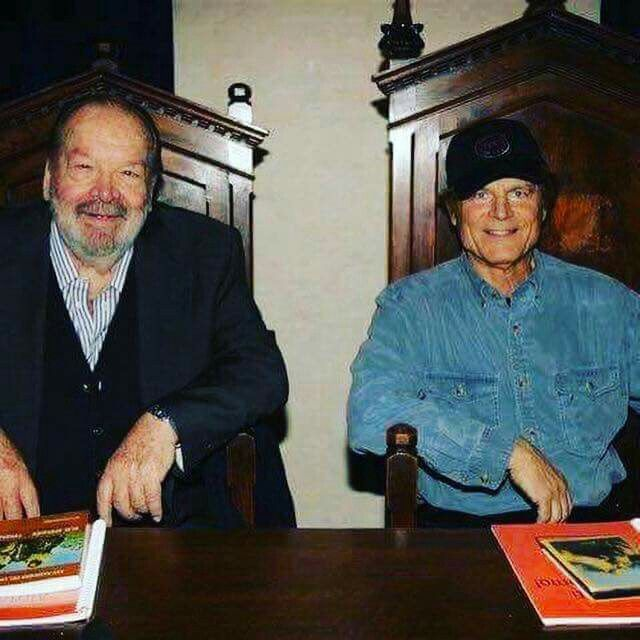 Bud Spencer and Terrence Hill
