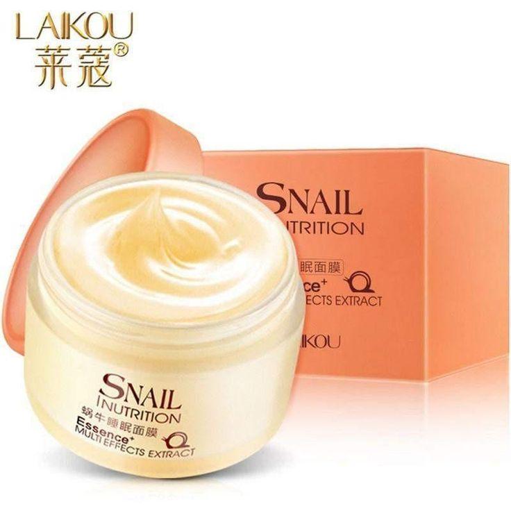 Snail Multi-Effects Face Cream