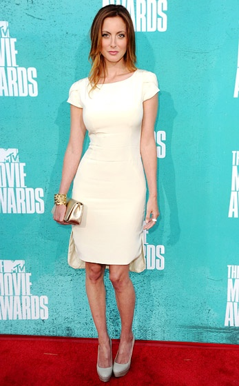 Eva Amurri MTV Movie Awards 2012
