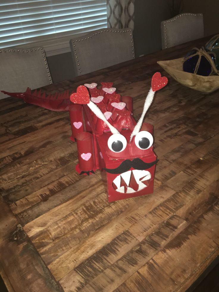 valentine's day monster box