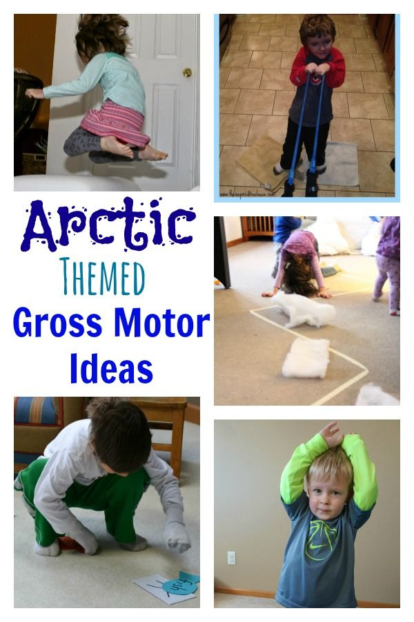 1000 images about season winter on pinterest winter for Winter themed gross motor activities